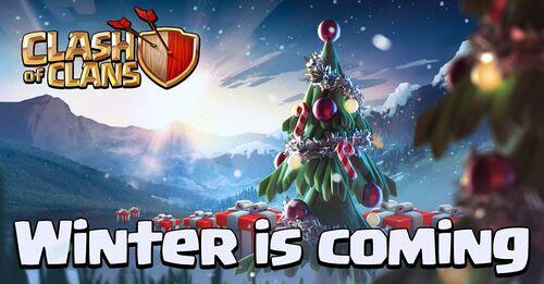 Sneak Peek 1 Christmas is coming