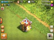 Barrack + Clan Castle