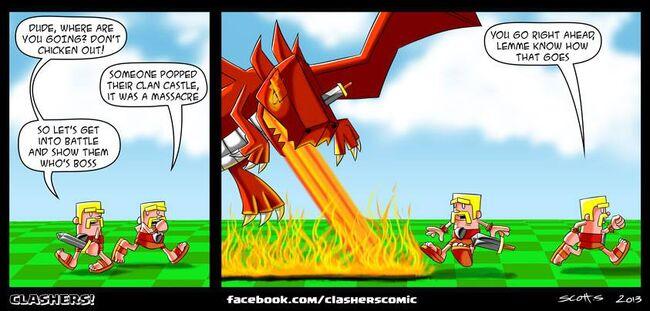 Clashers Comic 9