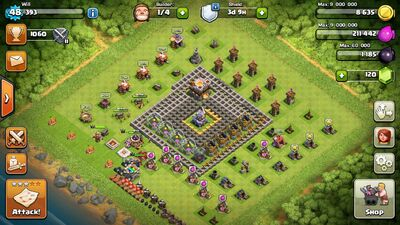 Will Archer's Clash of Clans -3