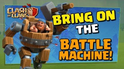 Building the Battle Machine in CoC - Let's Play the Builder Base 18 Clash of Clans