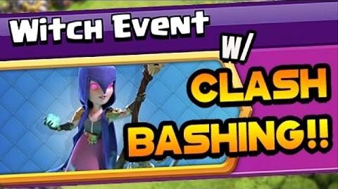 Clash of Clans WITCH EVENT! Witch Slap, GoBoWitch, TH11 3 Star attack!! Bowler Witch