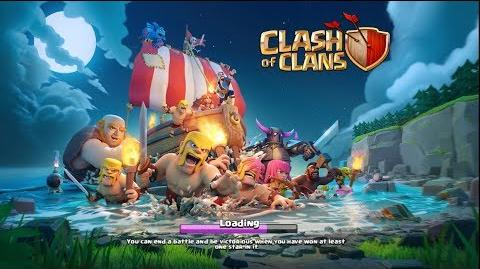 Clash of Clans Abandoned Account