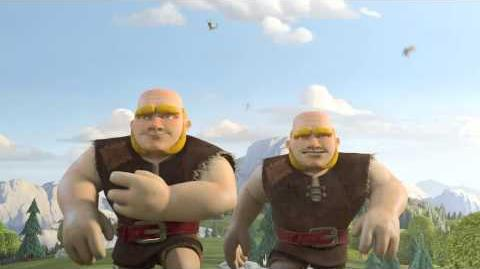 Clash of Clans Giants (Official)