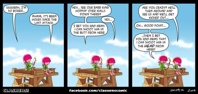 Clashers Comic 10