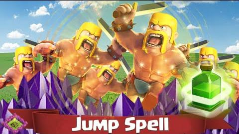 Clash of Clans Hack a Wall? No - JUMP it!