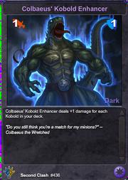 436 Colbaeus' Kobold Enhancer