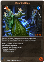 393 Wizard's Bane