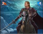 762 The Wandering Rider Mini