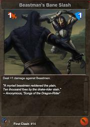 14 Beastman's Bane Slash V2
