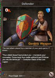 29 Defender
