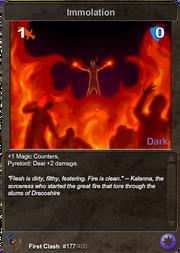 177 Immolation