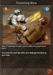 133 Punishing Blow