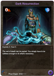 392 Dark Resurrection