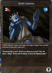 376 Sloth Demon