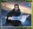 Hans the Diamond Blade