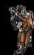 Royalist militia archer