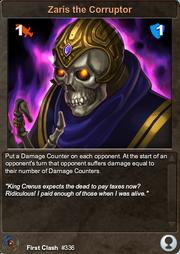 336 Zaris the Corruptor