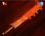 284 Cruel Blade mini