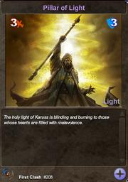 208 Pillar of Light V2