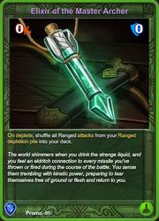 Promo6 Elixir of the Master Archer