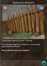 260 Defensive Bulwark