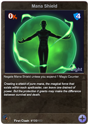 199 Mana Shield