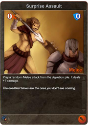 110 Surprise Assault