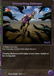 391 Encroaching Darkness