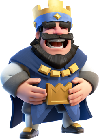 File:Blue King Laughing.png