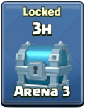 Locked Silver Chest