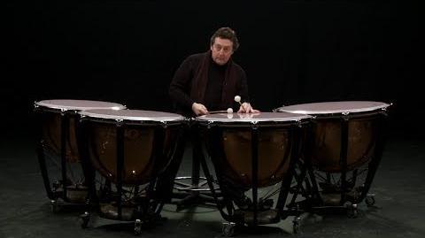 Instrument Timpani