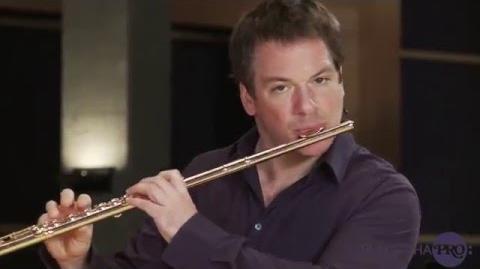 Emmanuel Pahud teaching Vibrato