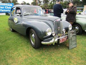 Sunbeam-Talbot 90 Mk I