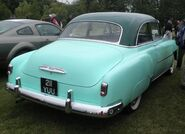 1951 chevy coupe deluxe