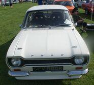Ford Escort Mk1 White