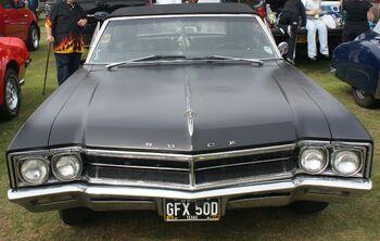 Buick Wildcat front