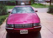 1997 Eldorado - frontal