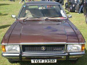 Ford Granada Ghia MK1