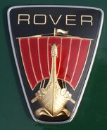 Rover Hood Badge