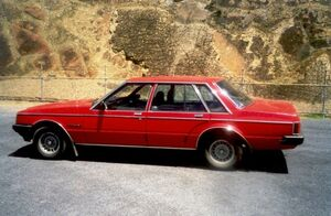 1983 Ford Fairlane ZK Sedan in Australia