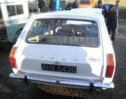 MK2 Cortina Estate Rear