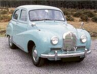 1954 Austin Somerset