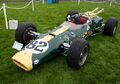 Lotus 38 Ford, Chassis 381, at the 2010 Pebble Beach Concours d'Elegance, WM .jpg