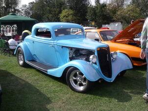Cars show at battlesbridge 078