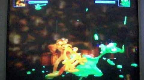 Clayfighter 63 1 3... Taffy