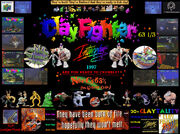 ClayFighter 63-3RD Montage