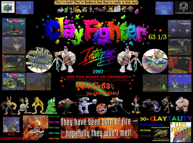 File:ClayFighter 63-3RD Montage.jpg