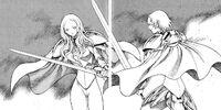 Claymore Manga Chapter 21