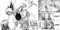 Claymore Manga Chapter 25